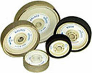 "4"" Galaxy Grinding Wheels by Diamond Pacific"