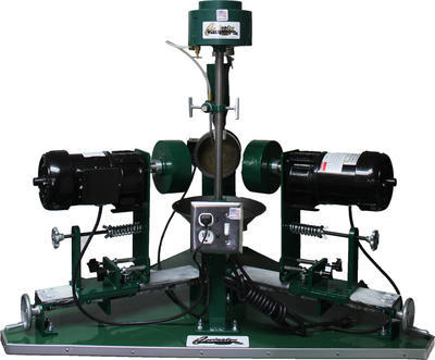 3 Head Sphere Machine  Model 383