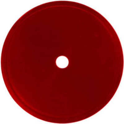 "Sintered Saw Blade 5"" x .015 thick x 1/2 & 5/8 arbor (Red)"