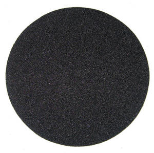 "6"" diameter 1/8"" thick Foam Rubber Disc"