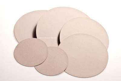 "5"" Cerium Oxide Resin Bonded Disks by Eastwind"
