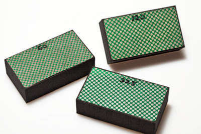 Diamond Dot Handpads By Eastwind