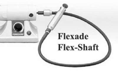 "FLEXADE� FLEX-SHAFT  1/4"" shaft"