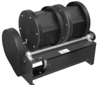 MODEL 50RT - 50 LB HEAVY DUTY COMMERCIAL TUMBLER
