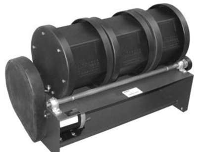 MODEL 75RT - 75 LB HEAVY DUTY COMMERCIAL TUMBLER