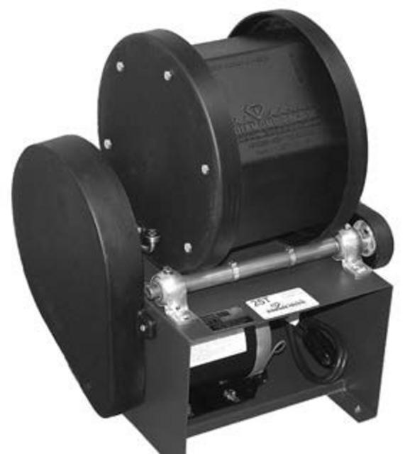 MODEL 25RT - 25 LB HEAVY DUTY COMMERCIAL TUMBLER (610-125)