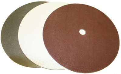 "12"" Nickel Bond Magnetic Backed Diamond Discs"