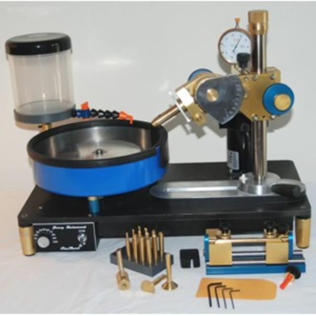 TomThumb Faceting Machine by Jersey Instruments (TomThumb)